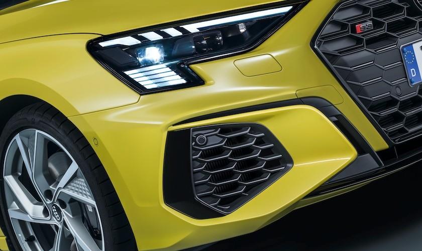 Nuevo Audi S3 con 310 CV