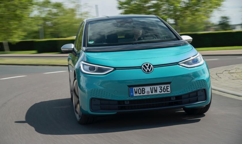 ID.3. Primer viaje en el nuevo Volkswagen